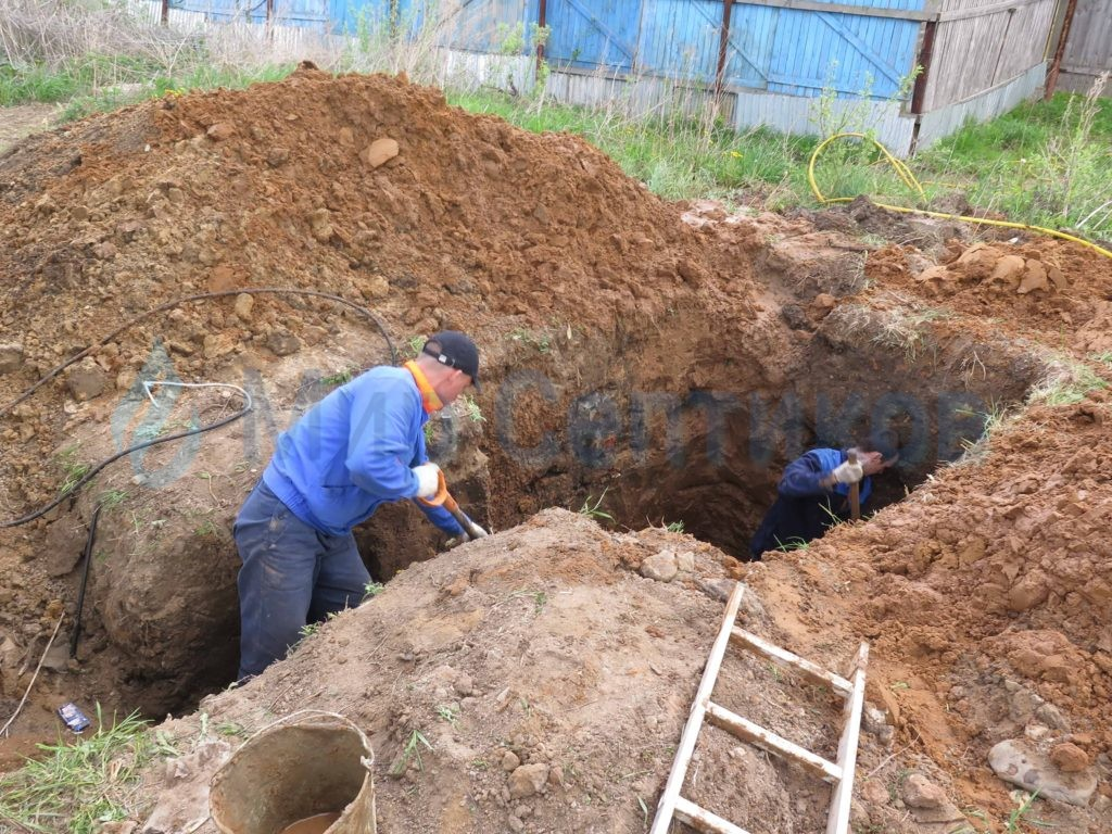 Копаем котлован