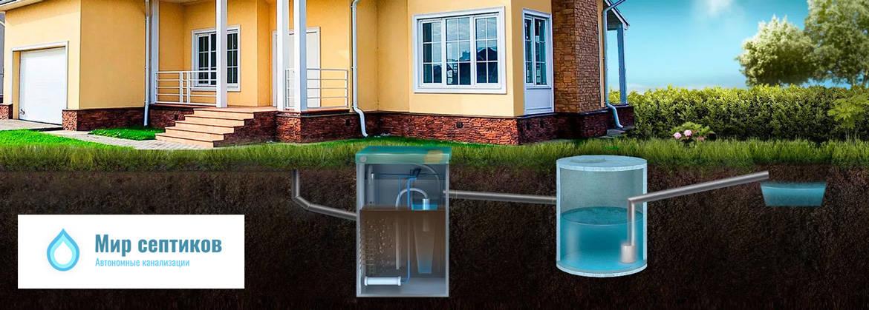 Установка септика в Костроме - важный этап по обустройству системы автономной канализации частного дома.